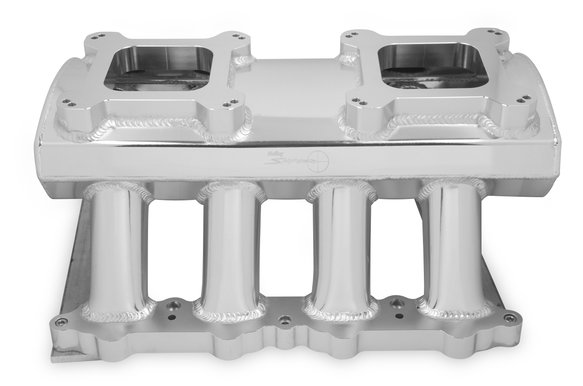 829061 - Sniper Sheet Metal Carbureted Fabricated Intake Manifold Image