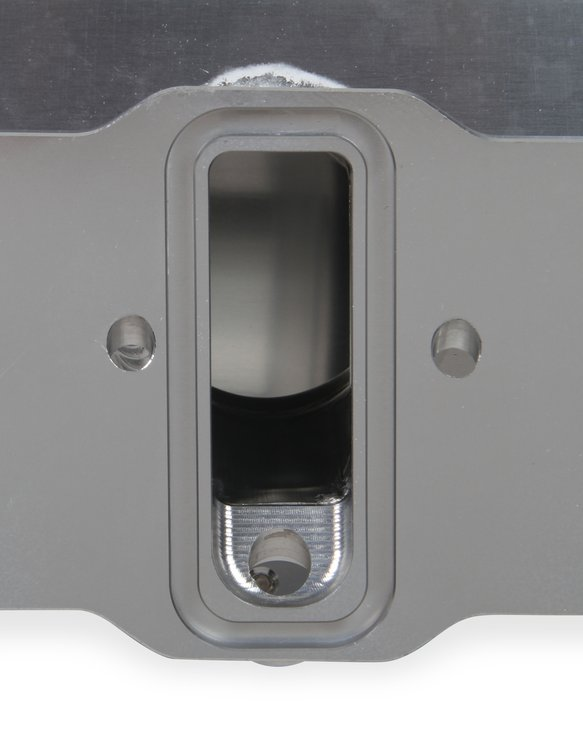 832141 - Sniper EFI Fabricated Race Series Intake Manifold - GM LS1/LS2/LS6 - Silver - additional Image