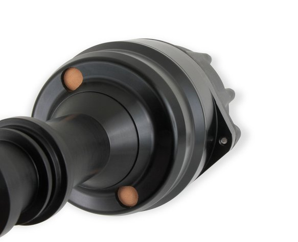 835071 - MSD Ready-to-Run Black Marine Distributor Ford 351-460, Steel Gear - additional Image
