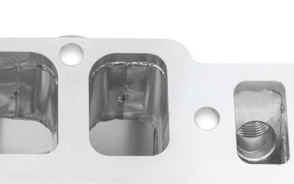 835161 - Sniper Sheet Metal Fabricated Intake Manifold Big Block Chevy - additional Image