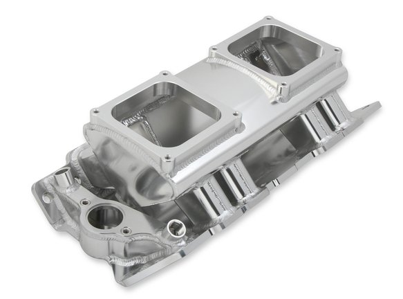 Holley Sniper 835171 Sniper Sheet Metal Fabricated Intake