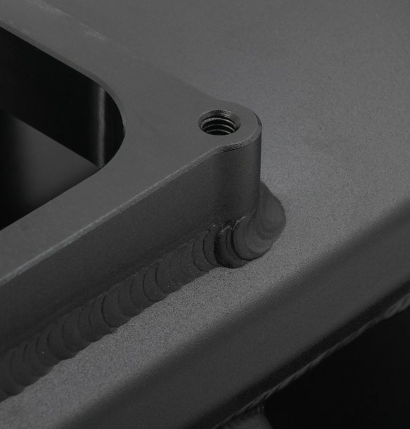 Holley Sniper 835172 Sniper Sheet Metal Fabricated Intake