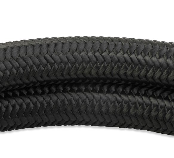 840610 - Mr. Gasket Black Nylon Braided Hose 10 AN - 6 Feet - additional Image