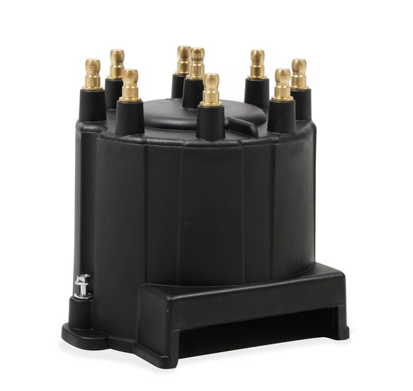 84063 - GM External Coil Black Distributor Cap & Rotor, - additional Image