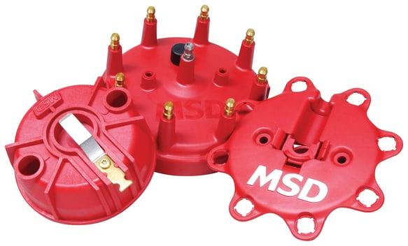 84085 - MSD Cap/Rotor Kit (PN 8408, PN 8423) Image