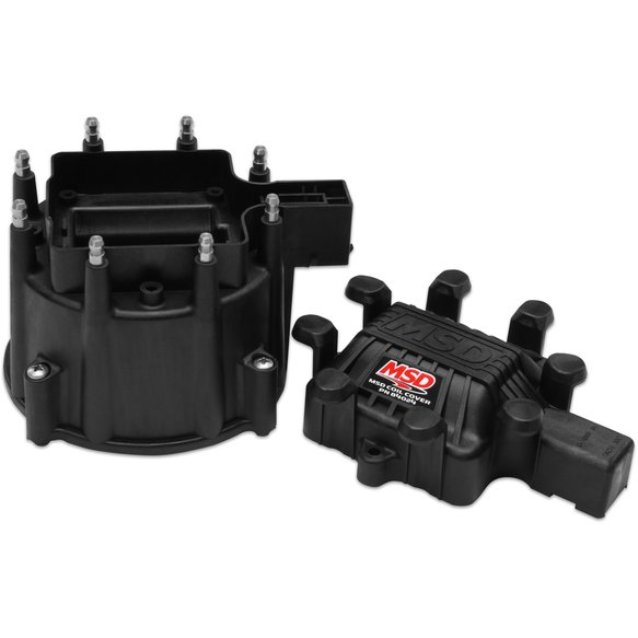84113 - Black GM HEI Extreme Output Distributor Cap Image