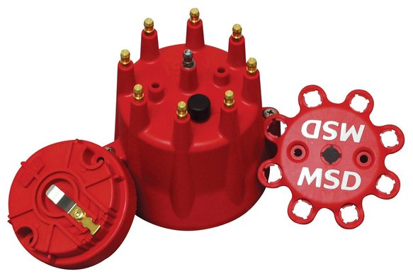 84335 - MSD Red Cap/Rotor Kit Image