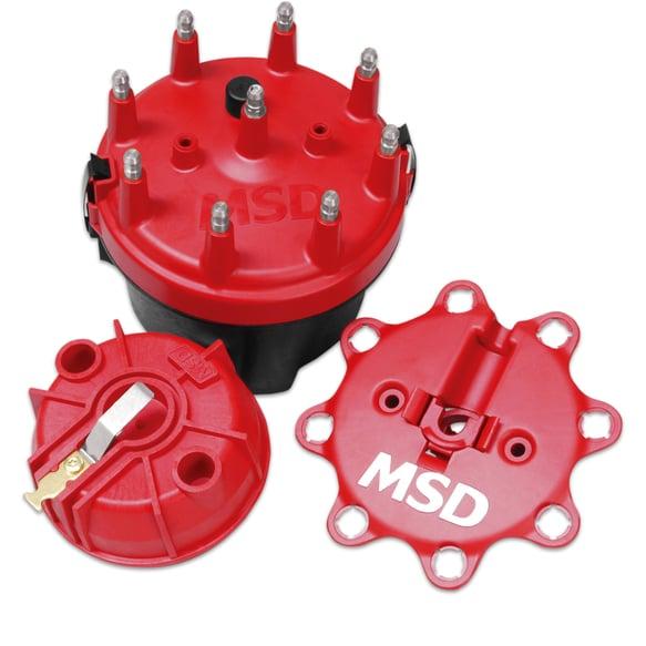 8445 - Cap-A-Dapt Kit, Fixed Rotor Image