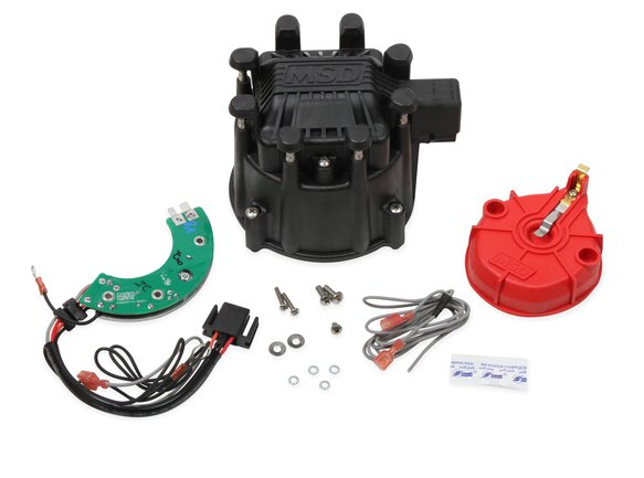 85013 - Black Ultimate HEI Kit, w/83647, 8225 Image