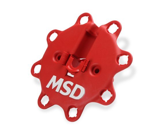 85101 - MSD Front Drive Distributor with Adjustable Cam Sync - additional Image