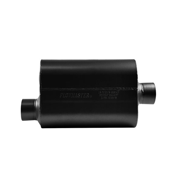 853046 - Flowmaster Super 40 Series Chambered Muffler - additional Image
