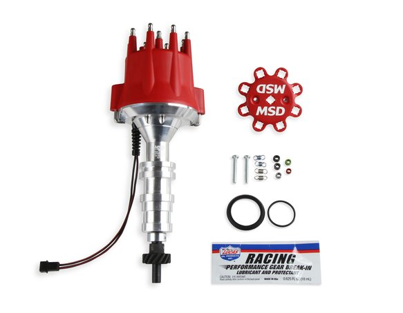 85941 - MSD Distributor Ford FE, Steel Gear Image