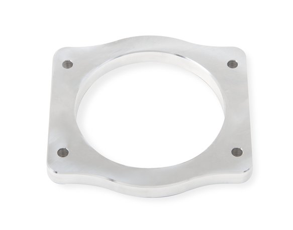 860011 - Throttle Body Spacer Silver 92mm LS-engines - additional Image