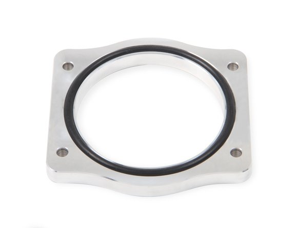860011 - Throttle Body Spacer Silver 92mm LS-engines Image