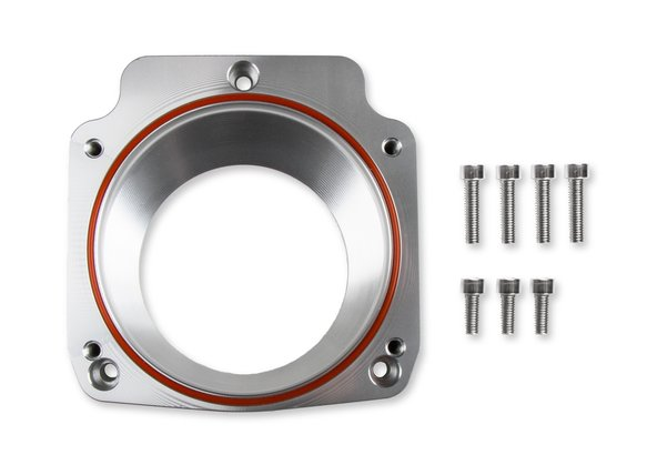 860021 - Sniper EFI Throttle Body Adapter Plate - additional Image