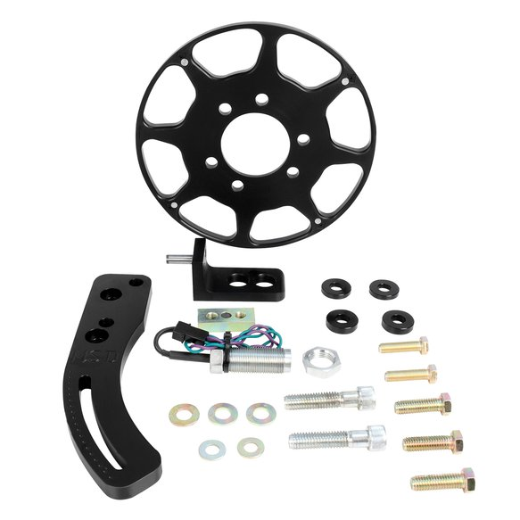 86203 - Black Chevy Big Block Crank Trigger Kit Image