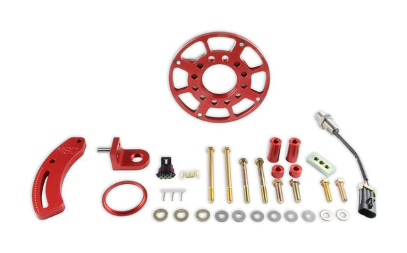 86401 - MSD Ford Small Block Hall-Effect Crank Trigger Kit Image