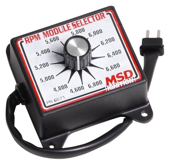 8671 - RPM Module Selector, 4.6K-6.8K Image