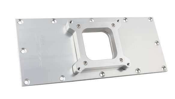 870007 - Sniper Fabricated Intake Removable Top Plate Image
