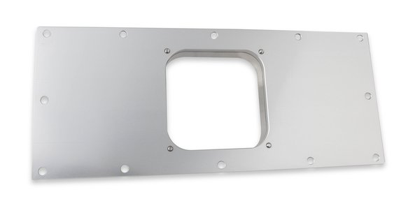 870009 - Sniper Fabricated Intake Removable Top Plate - additional Image