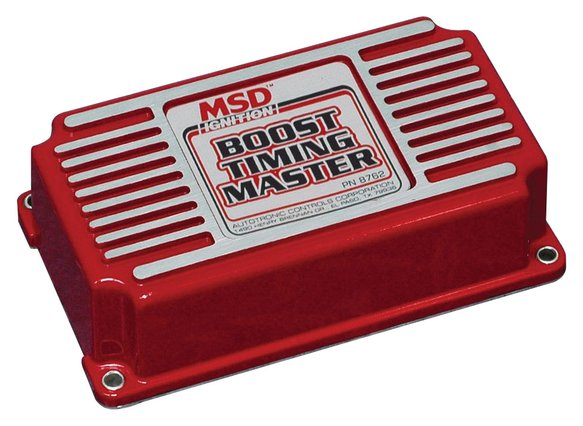 8762 - Boost Timing Master for use with MSD Ignition Control Image