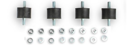8800 - MSD Vibration Mounts, for MSD 7 Series Ignition Modules, 4-pack Image