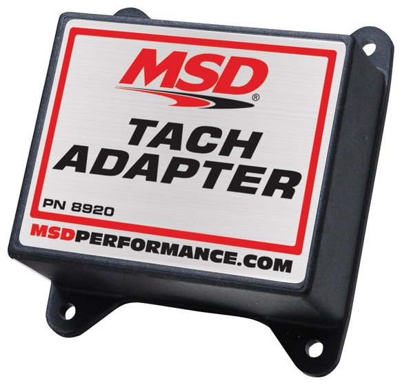 8920 - Tach/Fuel Adapter Image