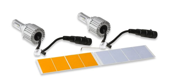 9006BEL - Bright Earth - LED Replacement Headlight Bulbs - 9006 Image