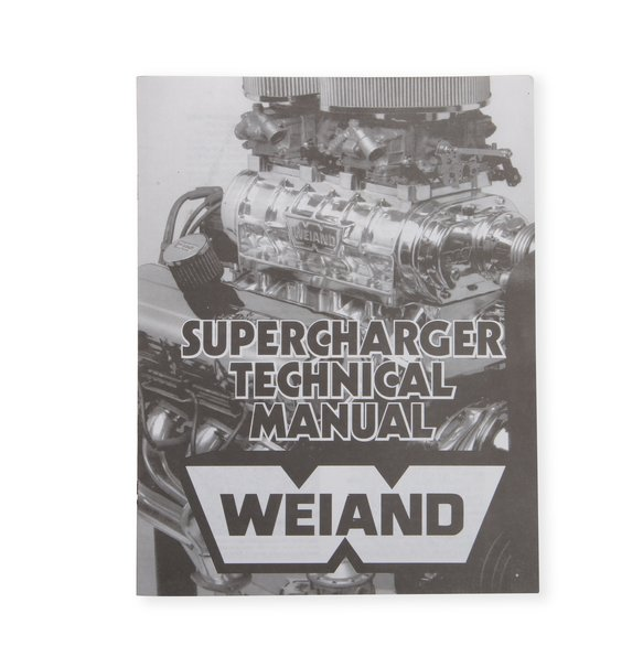 9024 - Supercharger Tech Manual Image