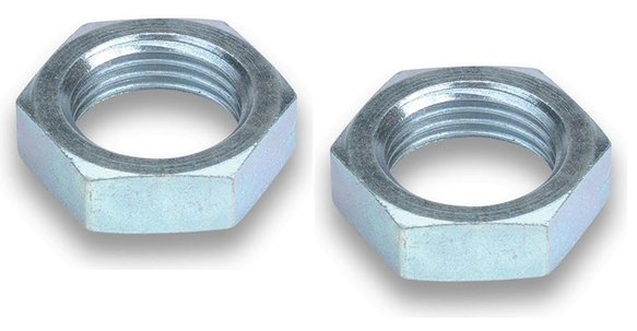 502403ERL - Earls -3 Bulkhead Nut Image