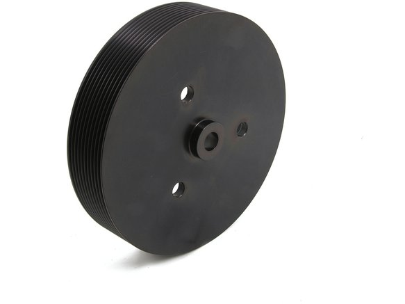 90830 - Weiand 174 Powercharger Crank Pulley - 10-Rib 7