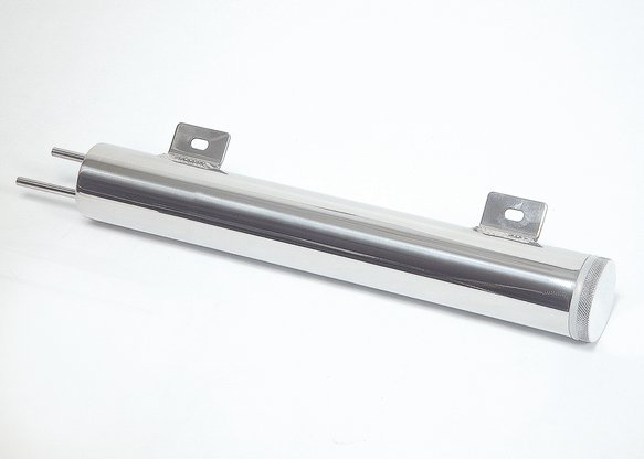 9130G - COOLANT OVERFLOW TANK-STAINLESS STEEL Image
