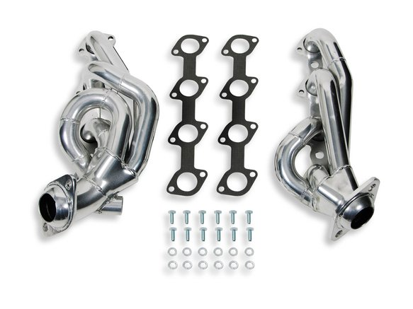 91669-1FLT - Flowtech Shorty Headers - Ceramic Coated Image