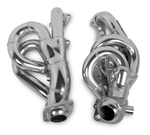91670-1FLT - Flowtech Shorty Headers - Ceramic Coated Image