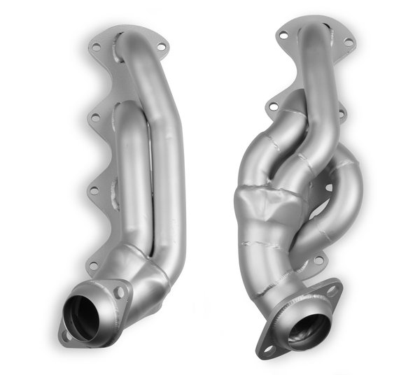 91673-1FLT - Flowtech Shorty Headers - Ceramic Coated Image