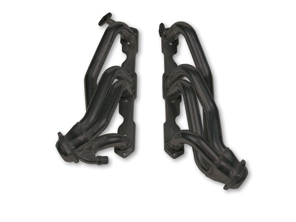 91837FLT - Flowtech Shorty Headers - Painted Image