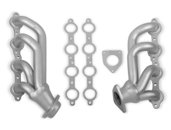 91843-1FLT - Flowtech Shorty Headers - Ceramic Coated Image
