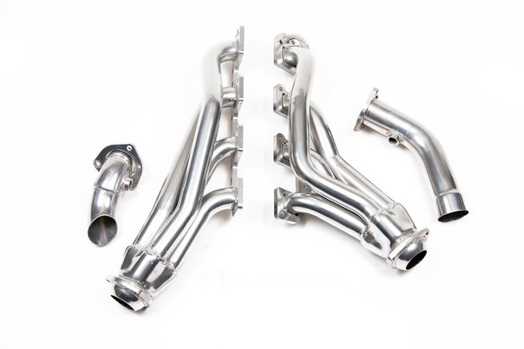 91946-1FLT - Flowtech Shorty Headers - Ceramic Coated Image
