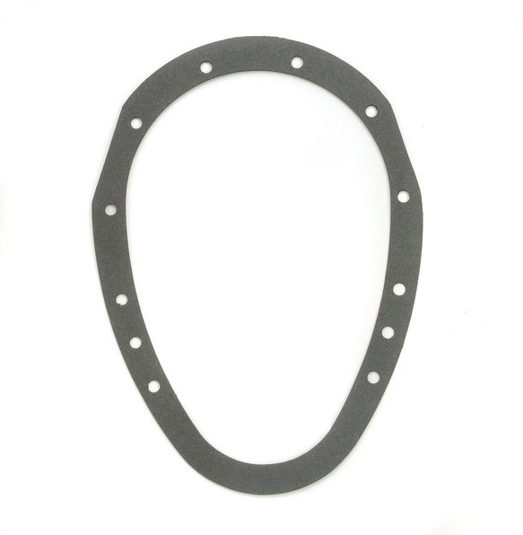 92 - Timing Cover Gasket - Quick Change Cam Cover - 262-400 Chevrolet Small Block Gen I Image