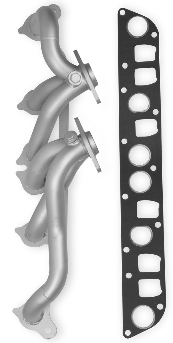 92003-1FLT - Flowtech Shorty Header - Ceramic Coated Image