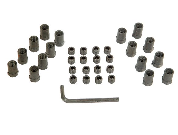 924G - ROCKER NUT Kits -Big Block Chevy & PONTIAC V8 Image