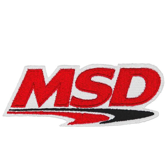 93121 - MSD Patch Image