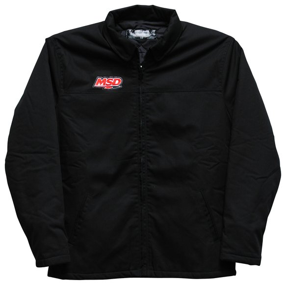 93642 - MSD Shop Jacket, Large Image