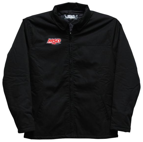 93642 - MSD Shop Jacket, Large Image