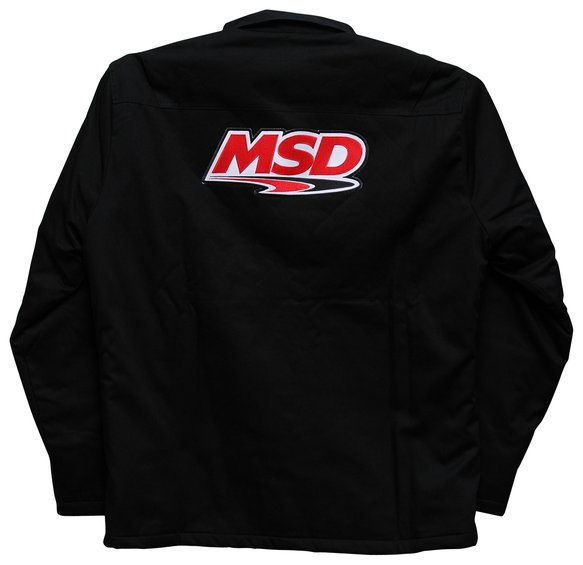 93644 - MSD Shop Jacket, XX-Large - additional Image