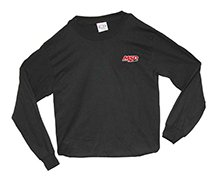 9376 - MSD Long Sleeve T-Shirt, Black, X-Large Image