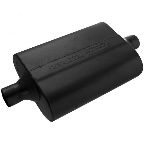 942040 - Flowmaster 40 Series Delta Flow Chambered Muffler Image