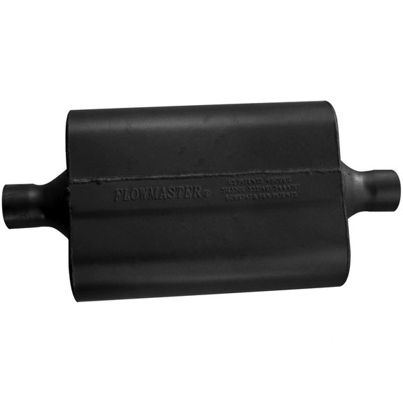 942040 - Flowmaster 40 Series Delta Flow Chambered Muffler - additional Image