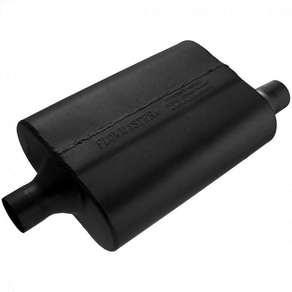 942042 - Flowmaster 40 Series Delta Flow Chambered Muffler Image