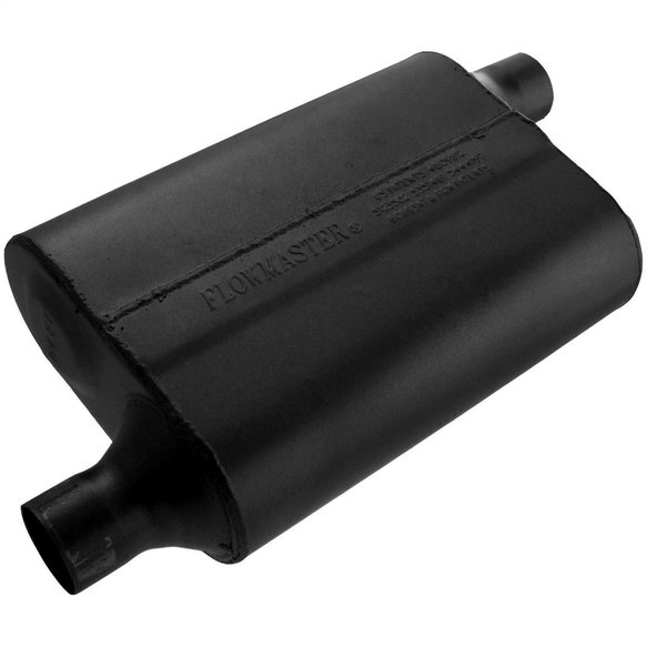 942043 - Flowmaster 40 Series Delta Flow Chambered Muffler Image